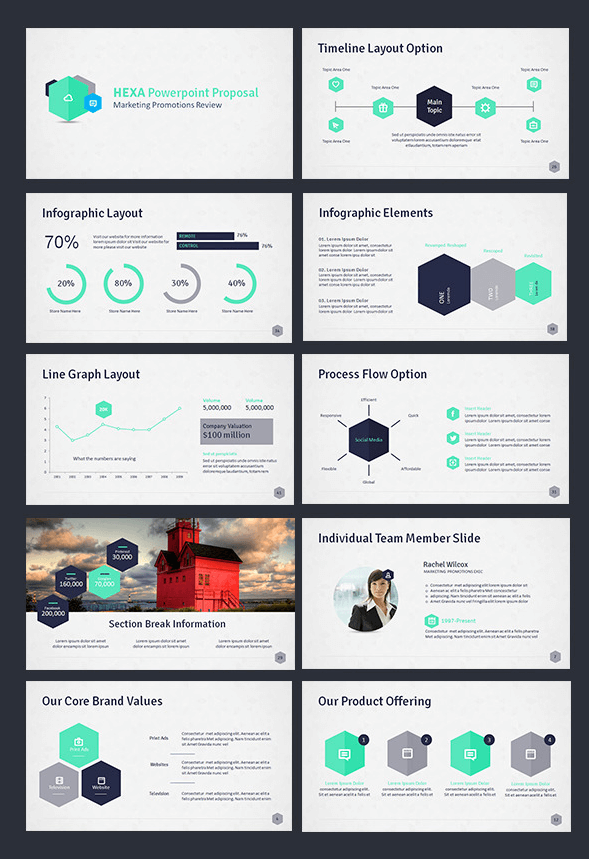 10 Premium PowerPoint Presentation Templates – Powerpoint Proposal Template