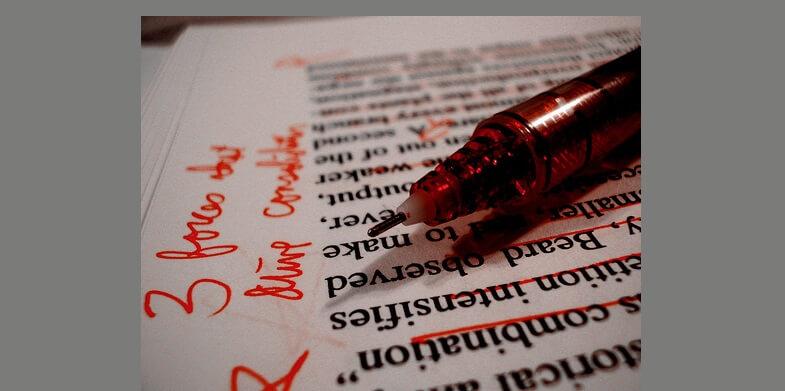 Writing and Editing Skills