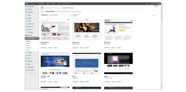integrating your blog
