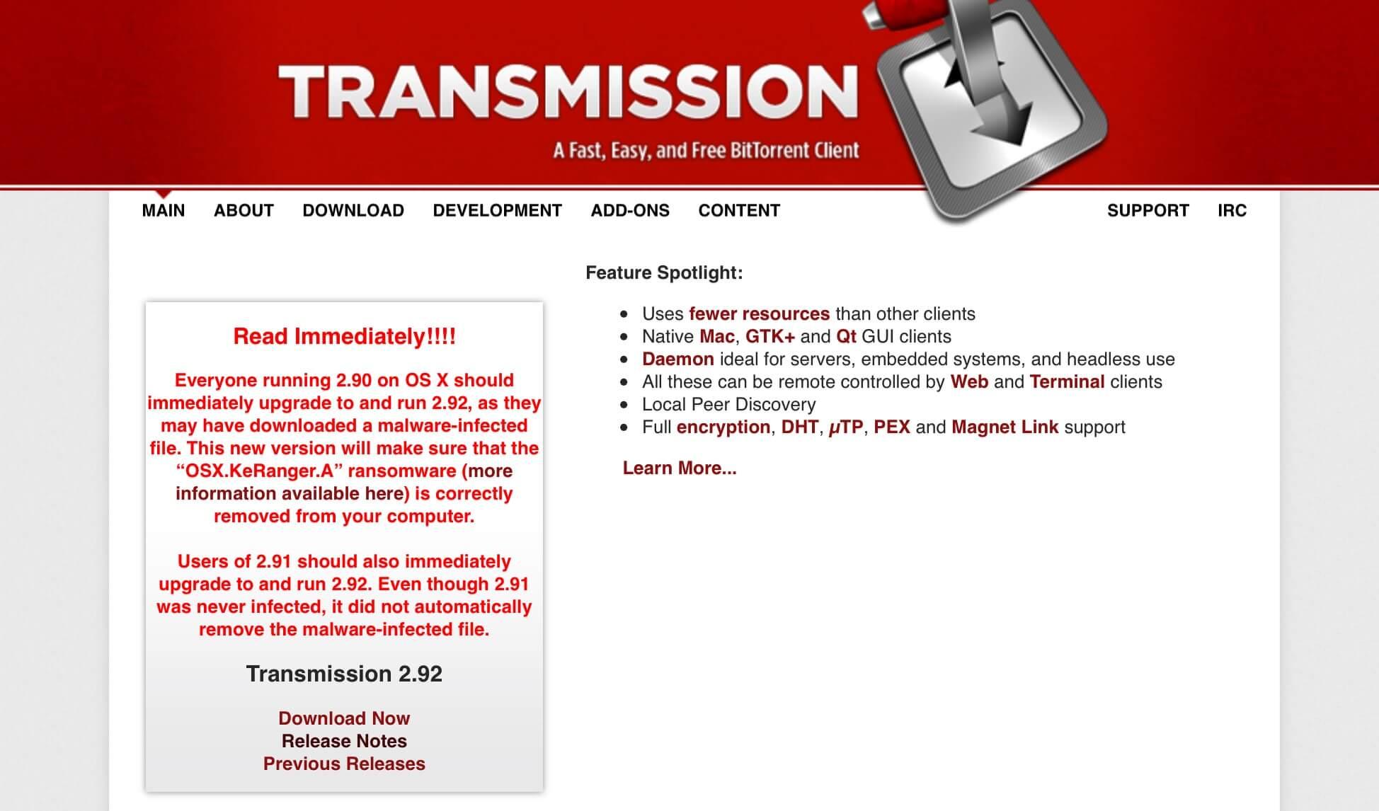 keranger-ransomware
