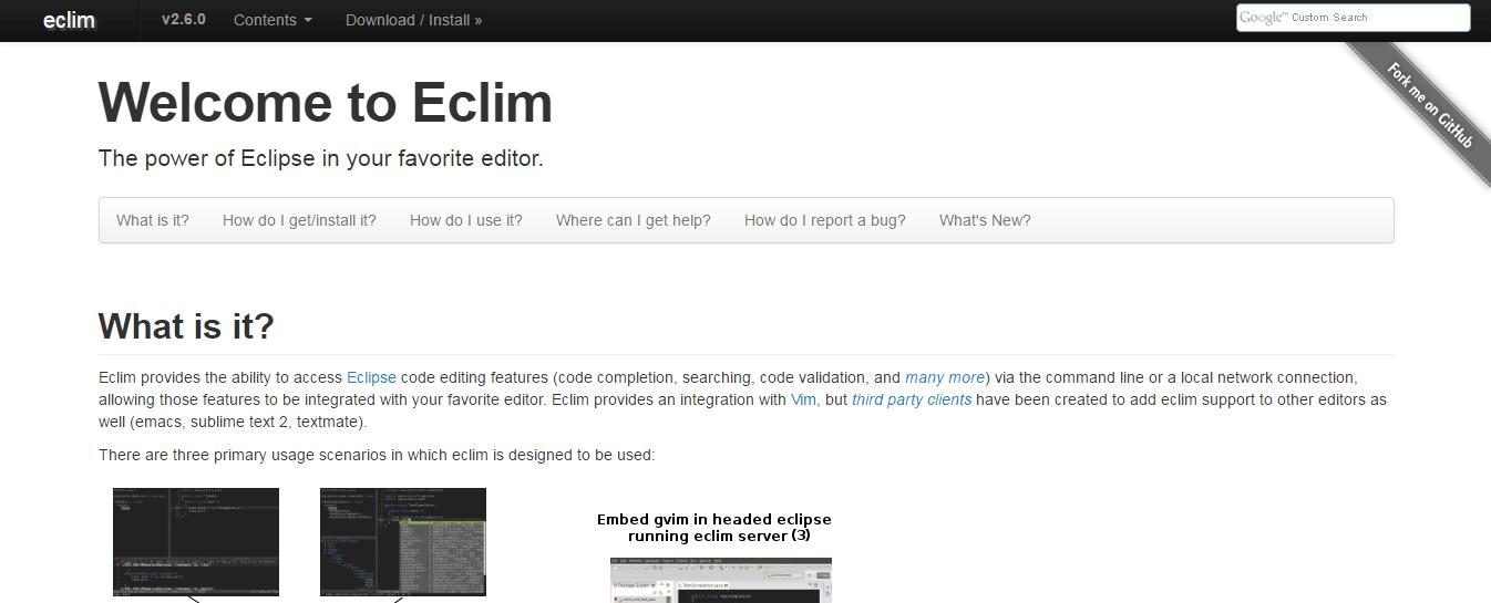 eclim