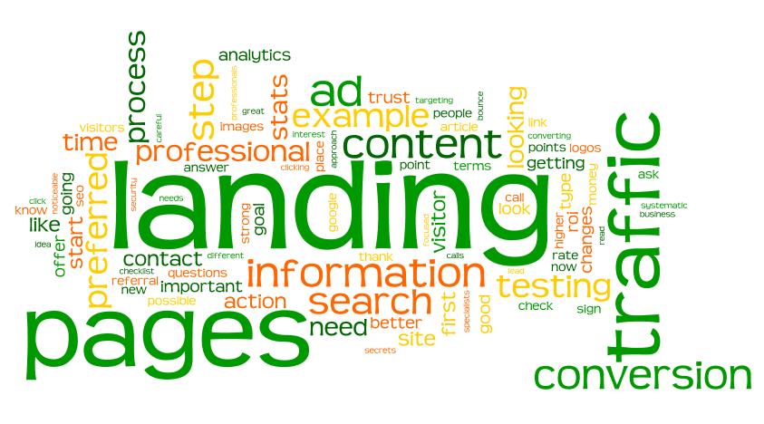 landing-page - web design tricks