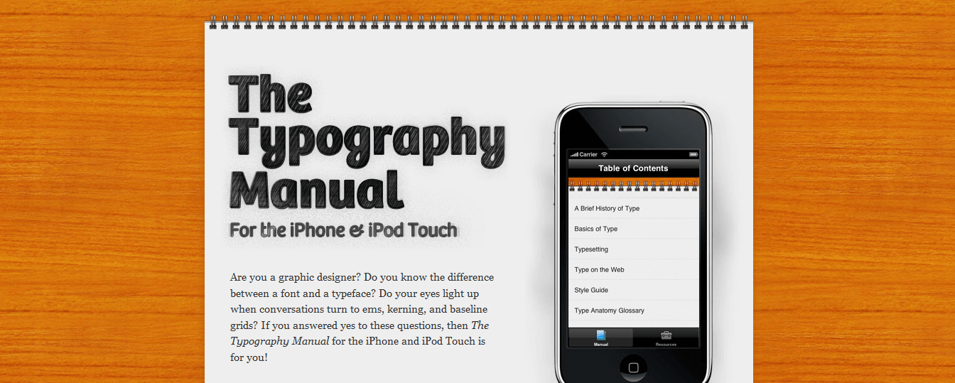the-typography-manual