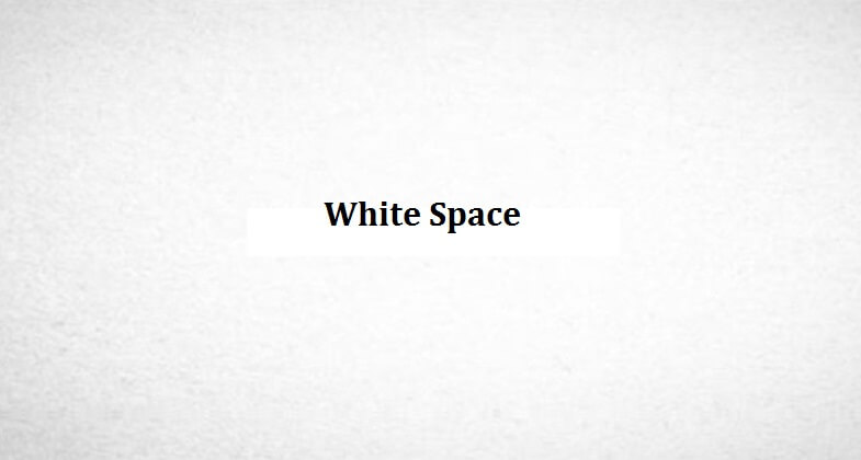 use-white-space