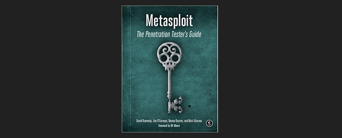 Can you recommend a good book on Backtrack/Metasploit?