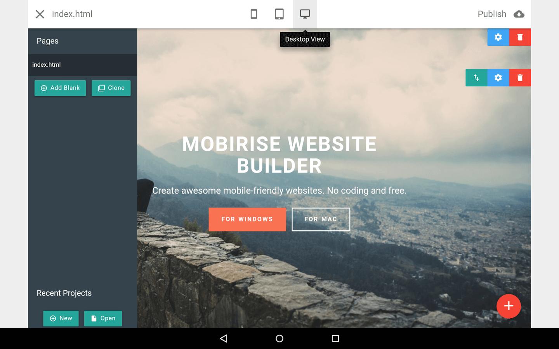 mobirise-website-builder