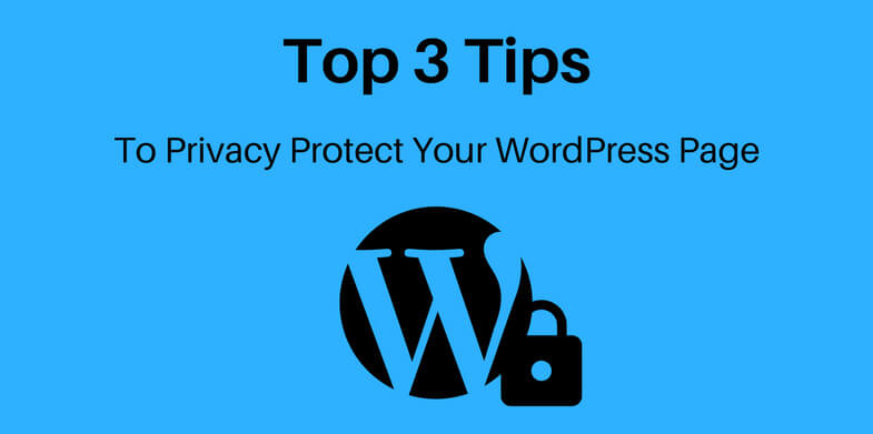 protect-your-wordpress-page