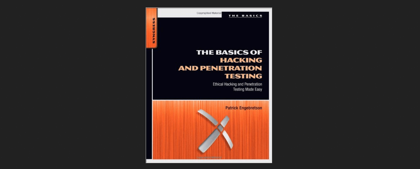 the-basics-of-hacking-and-penetration-testing- ethical hacking books