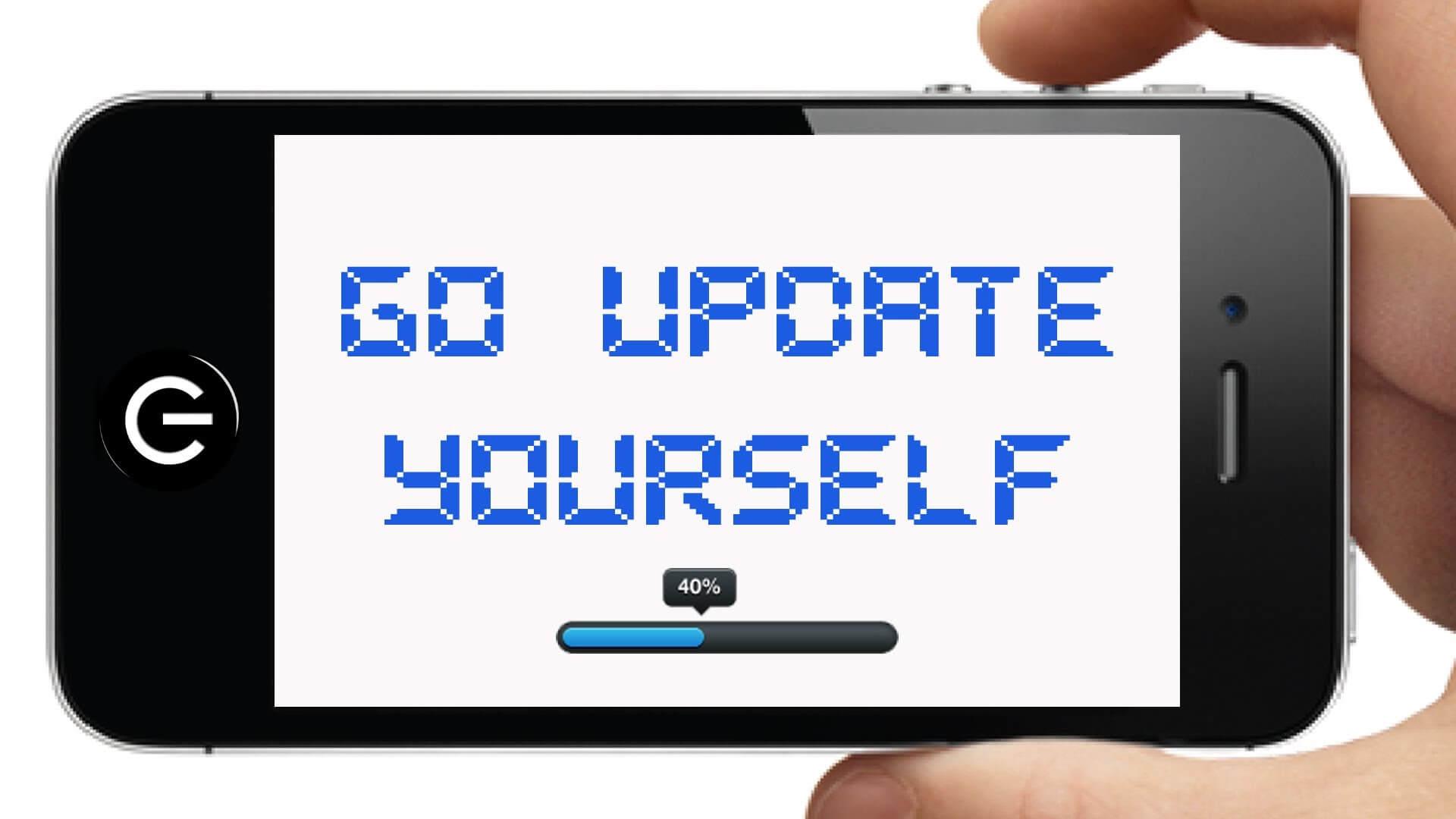update-yourself