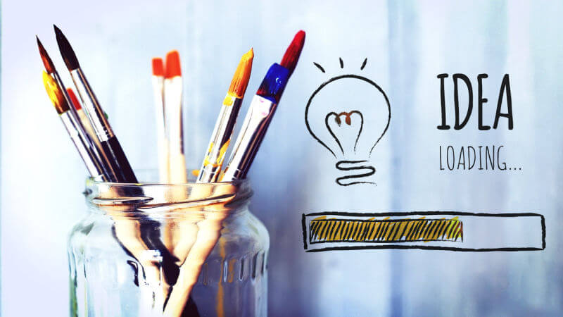 creativity - web designer skills needed