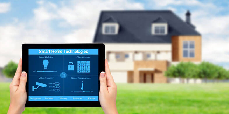 10 Amazing Smart Home Technologies