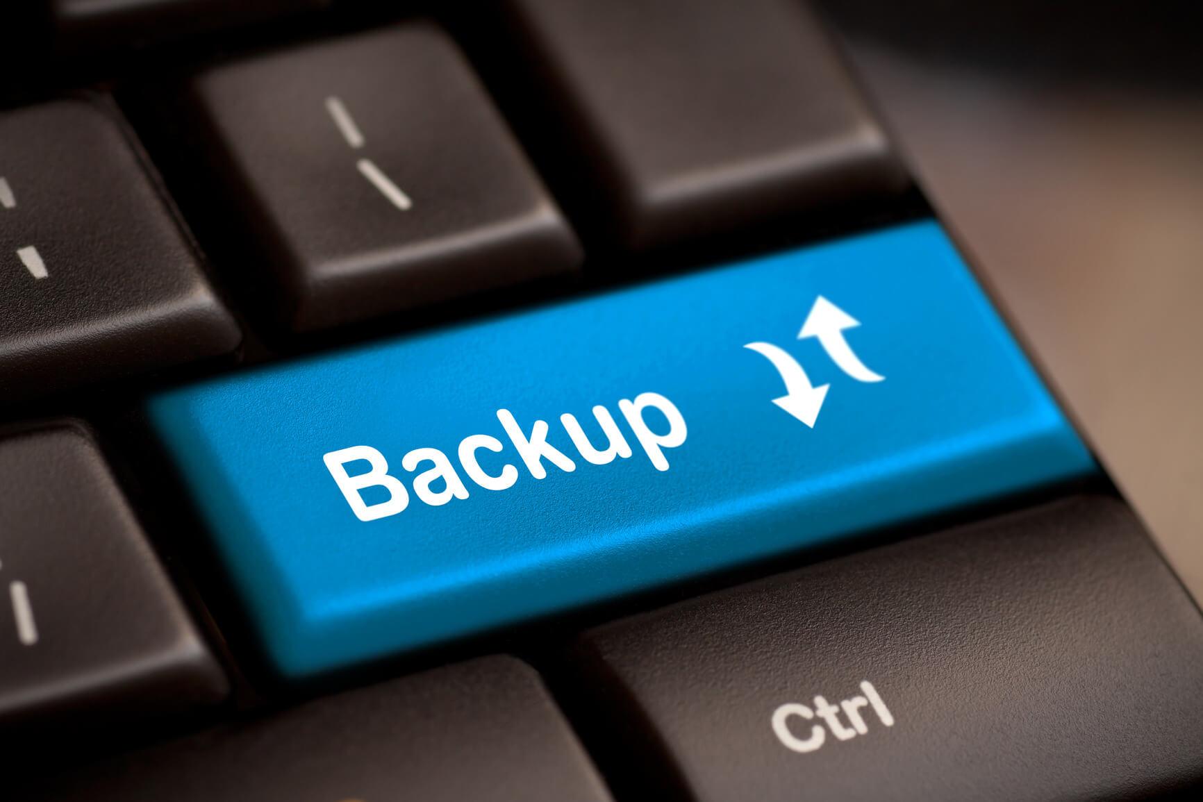 Create Backup
