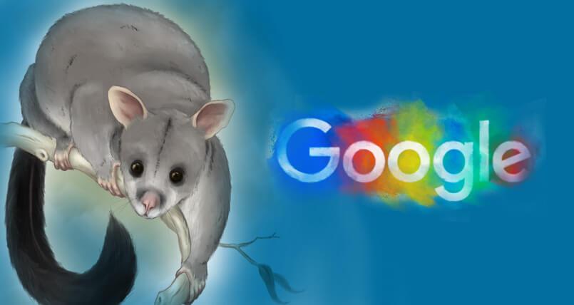 Google's Possum Update Affects