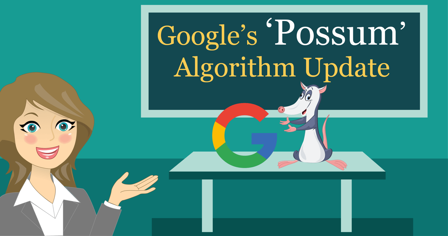 Google Possum Algorithm Update