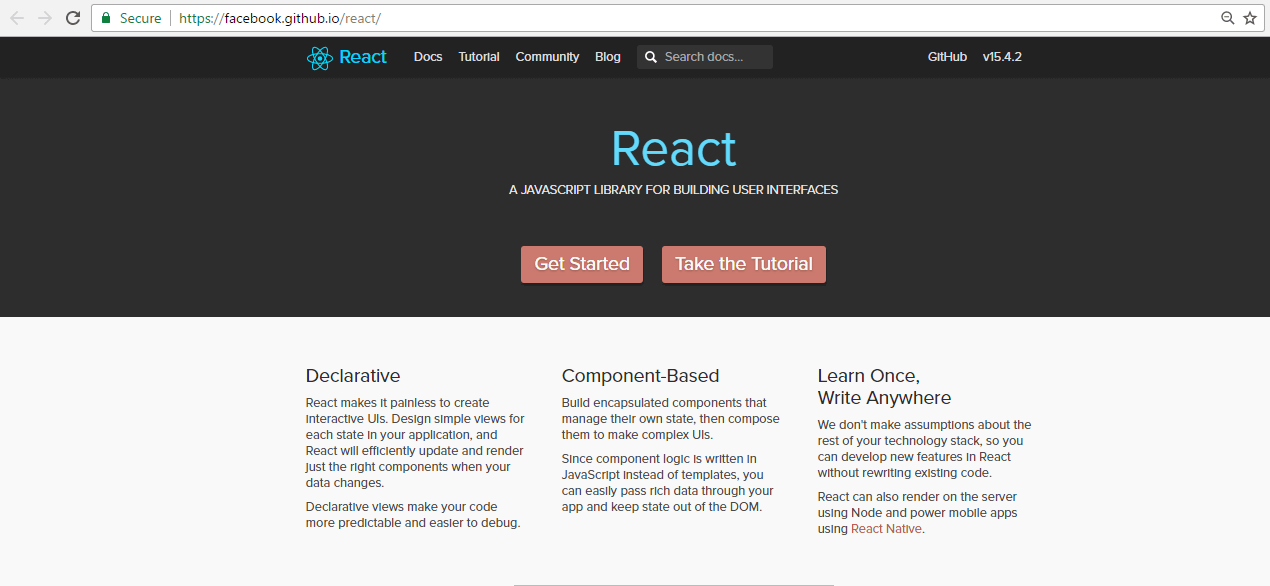 Benefits of React and React Native