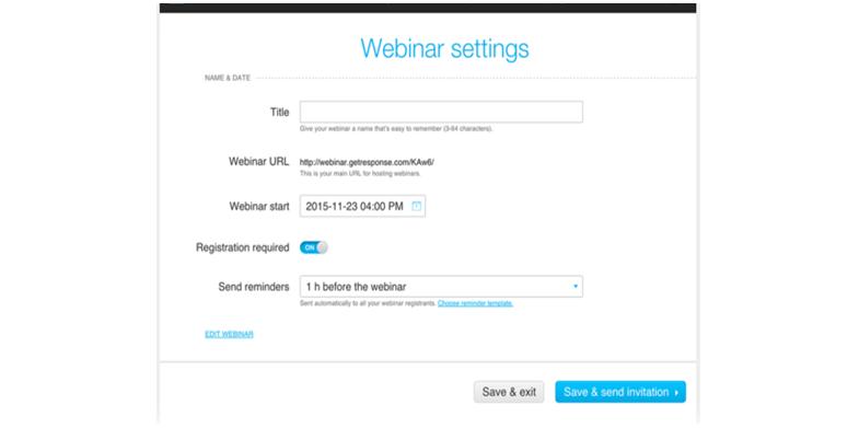 webinar-settings