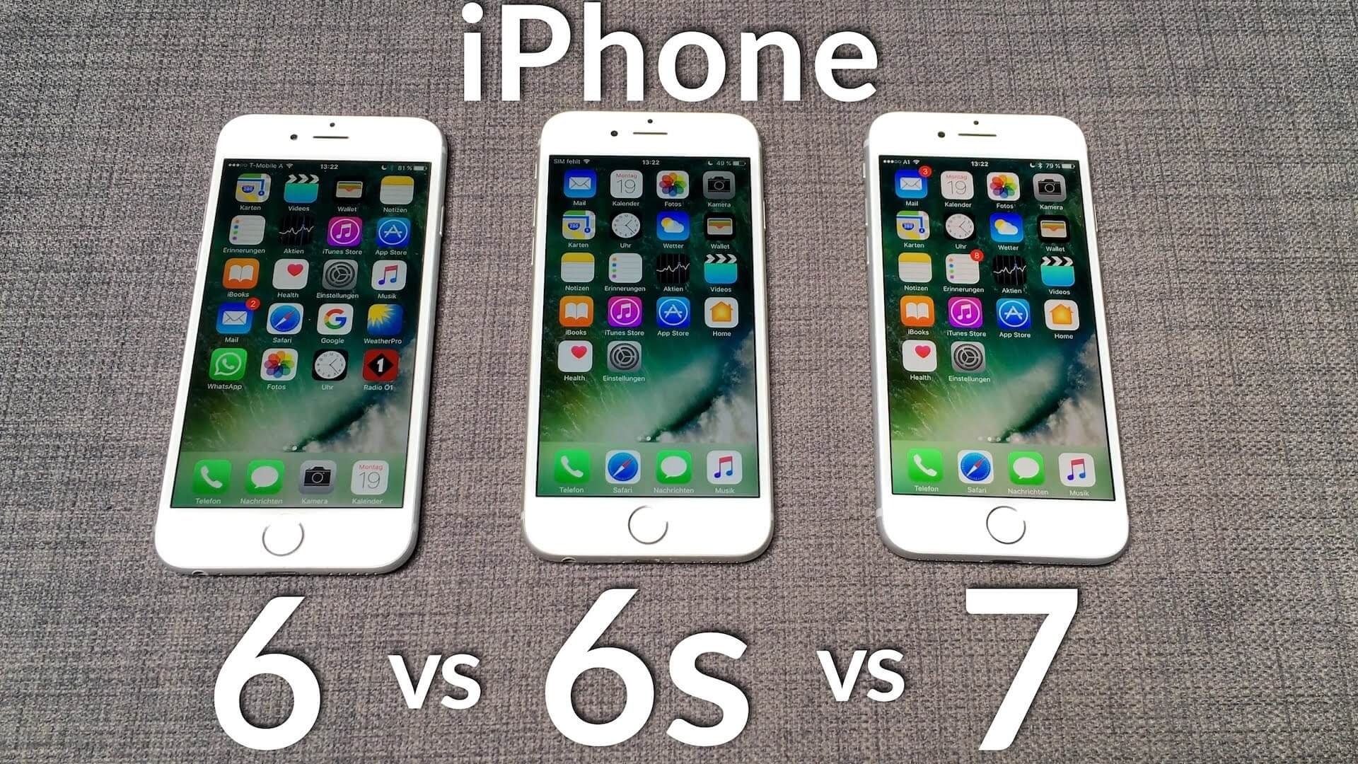 iPhone 6-7 All Variations