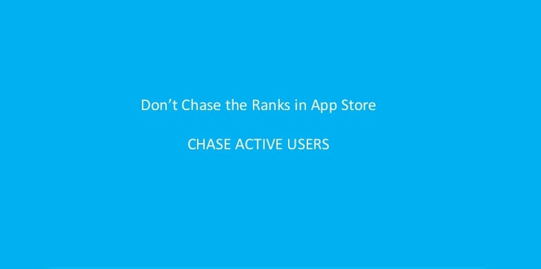 Chase Active User