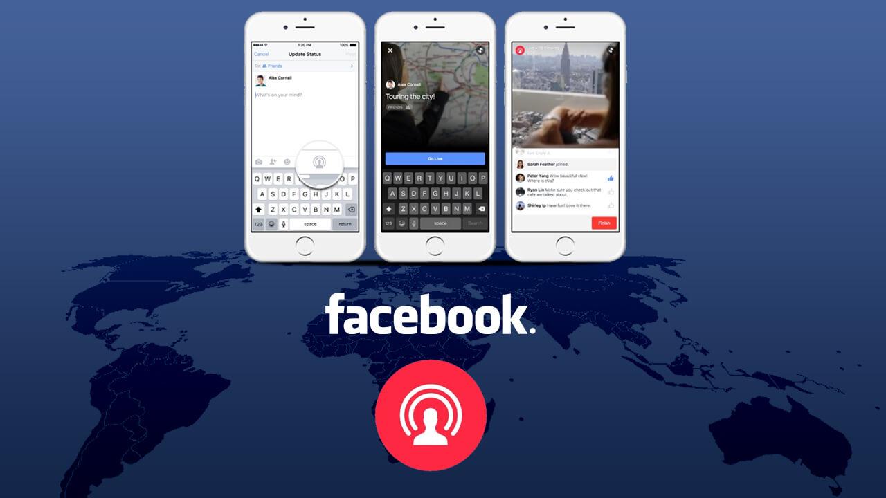 Facebook Live Signals