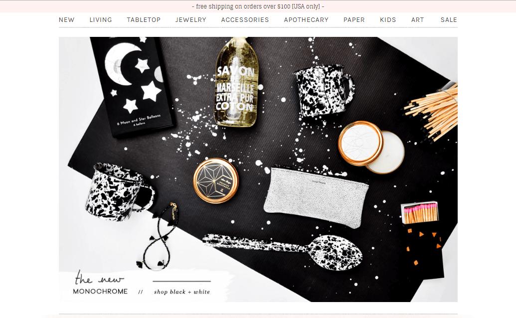Leif - eCommerce Web Design