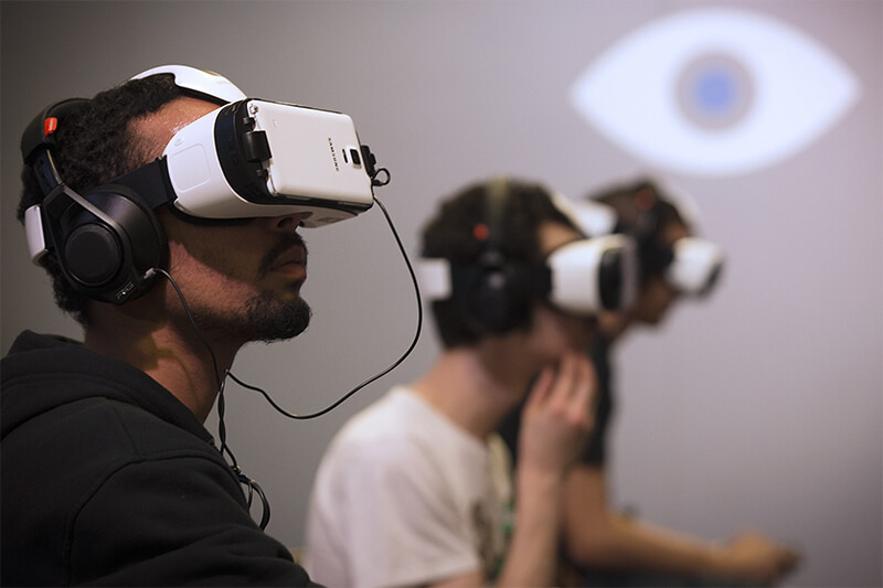 Virtual Reality Boxes