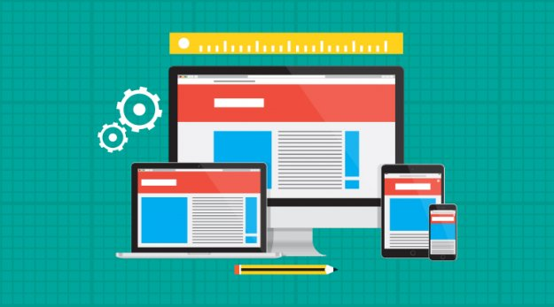 Website Layout Dimensions Right