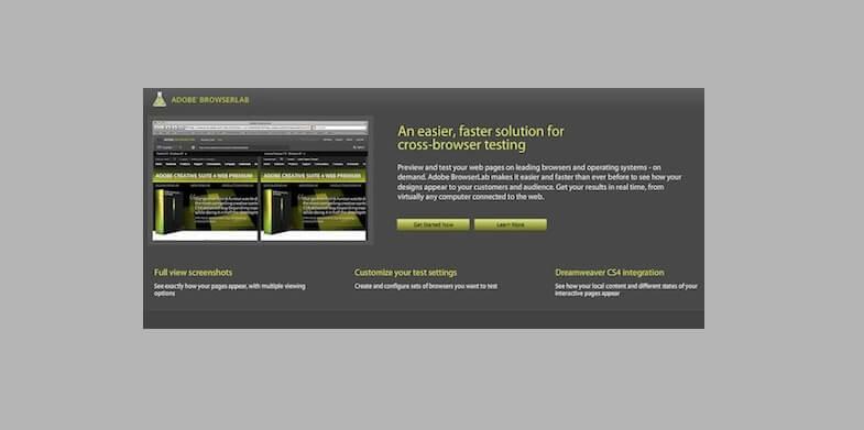 Browser Testing Tools
