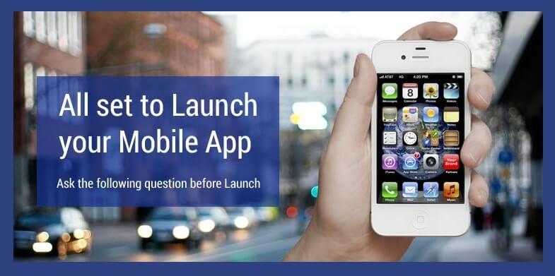 Choosing when to launch