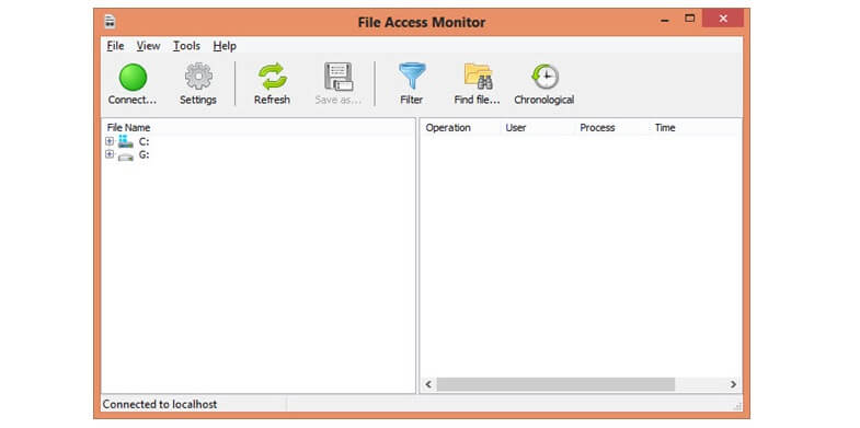 Monitor your files closely