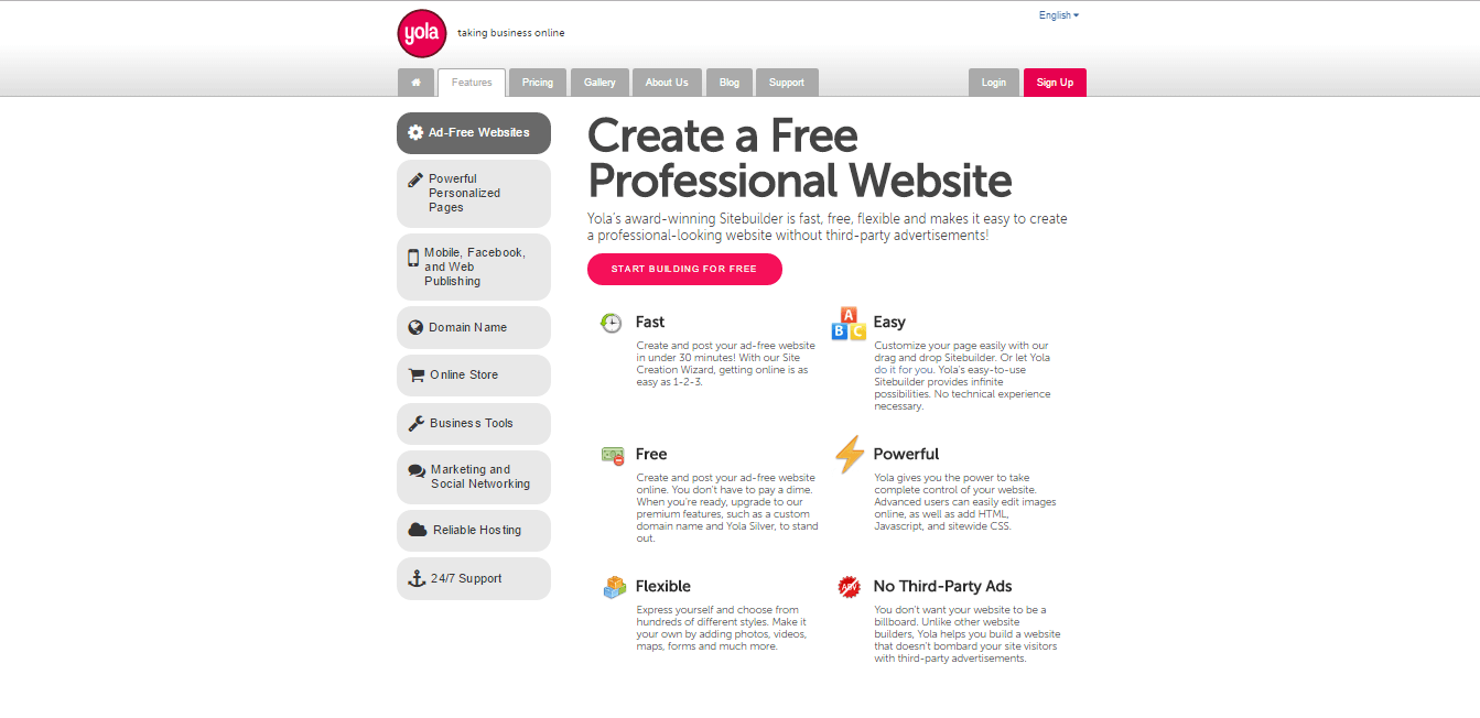 build a free website online how to make your own website best ...