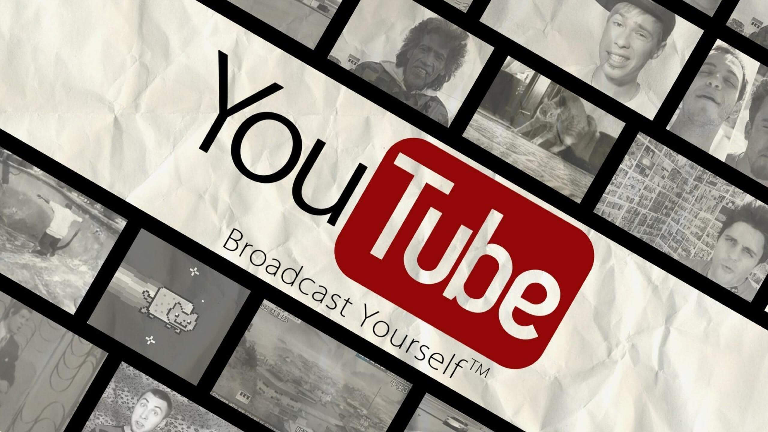 Broadcast your Youtube Channel