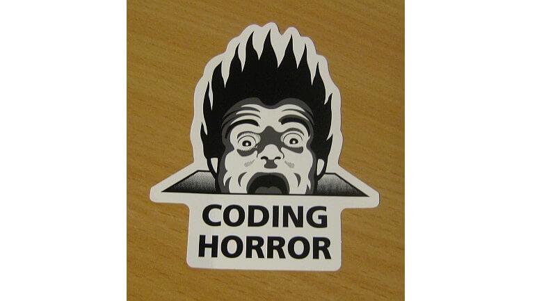 Coding Horror