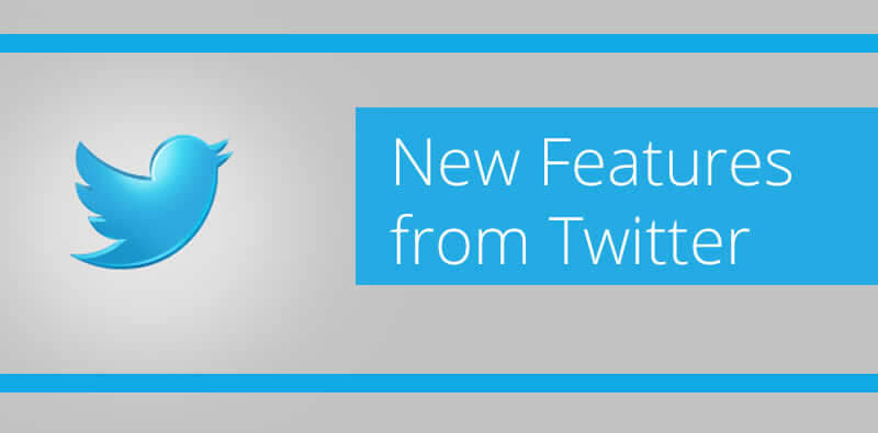 Twitters New Feature