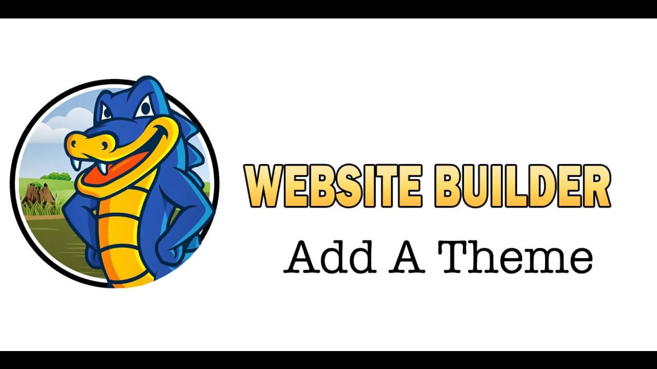 Website Theme Builder
