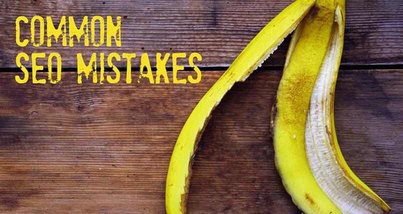 10 SEO Mistakes