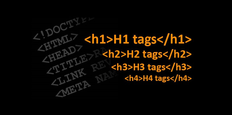 Heading Tags - SEO wordpress tips