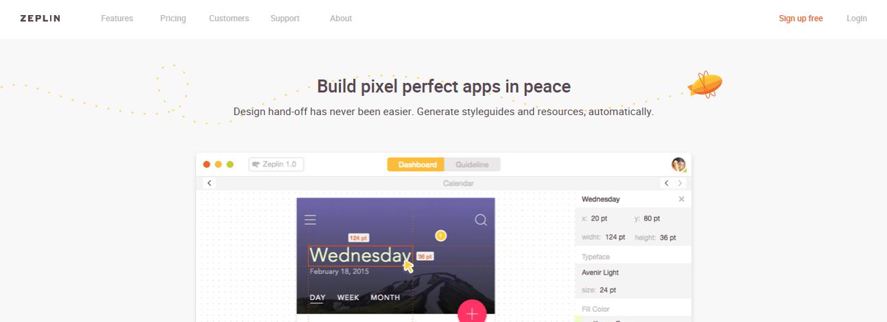 Pixel Perfect App