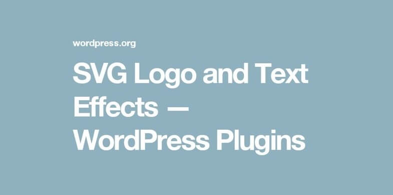 10 Free Plugins for Animation Effects in Wordpress