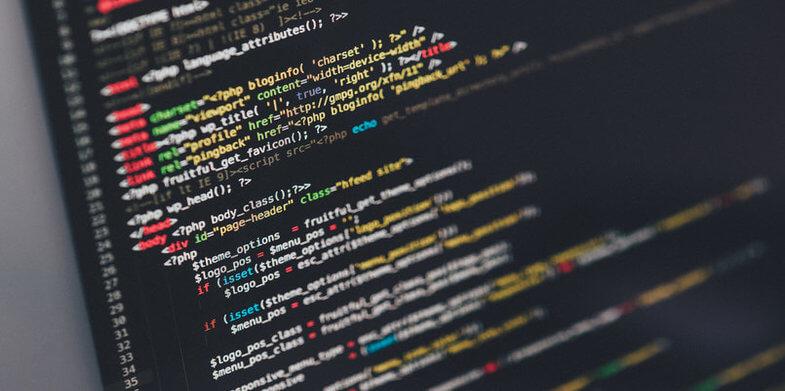 Source code for website