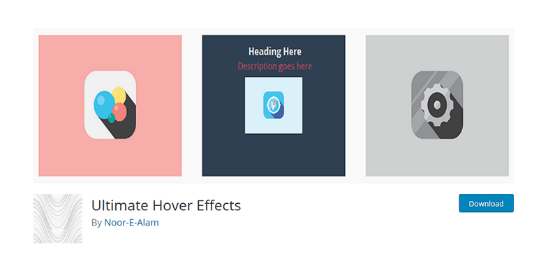 Ultimate Hover Effects
