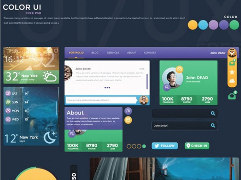 Color UI Kit