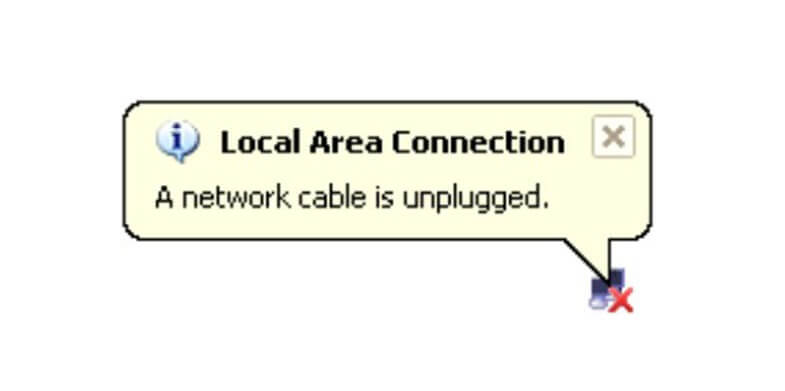 Disconnect Networl