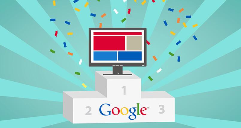 Good Google Ranking