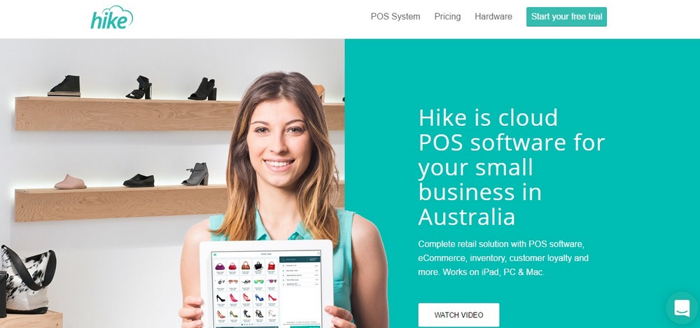 Hike - landing pages