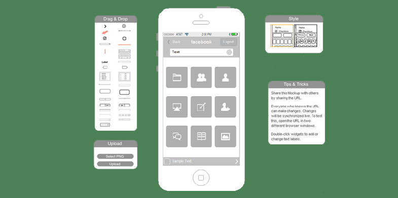 Latest Wireframe Tools