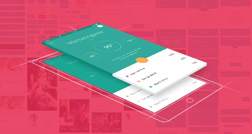 Mobile UI Pattern Libraries