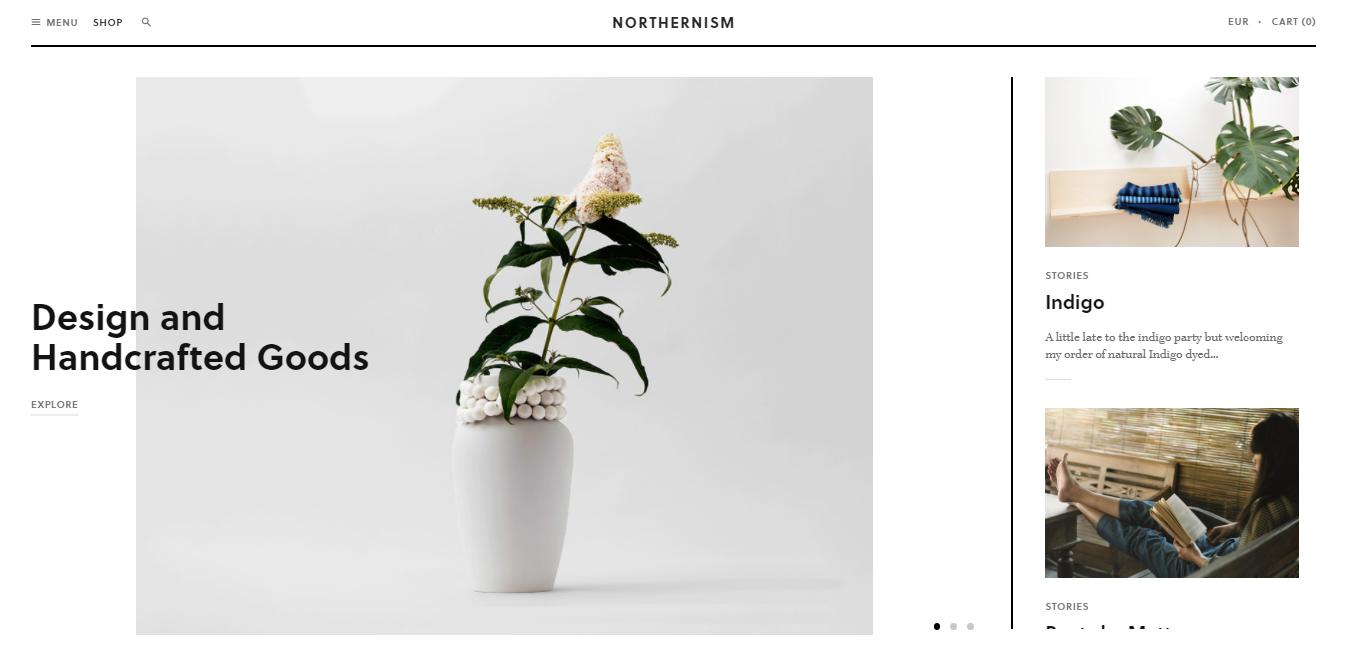 10 Inspirational E-commerce Websites for Web Designers