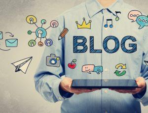 Online Blogging