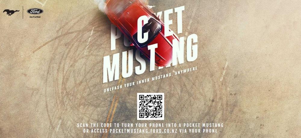 Pocket Mustang