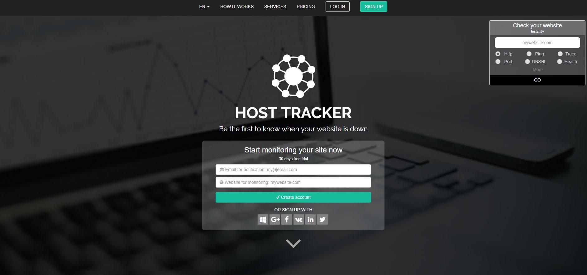 Host-tracker
